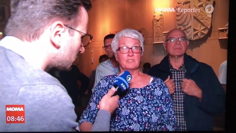 SPD Stadträtin Wischhöfer weint, weil in Kaufbeuren keine DITIB Moschee gebaut wird.