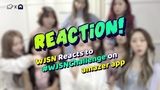 Show 190212 WJSN reacts to #WJSNChallenge on #amazer app!