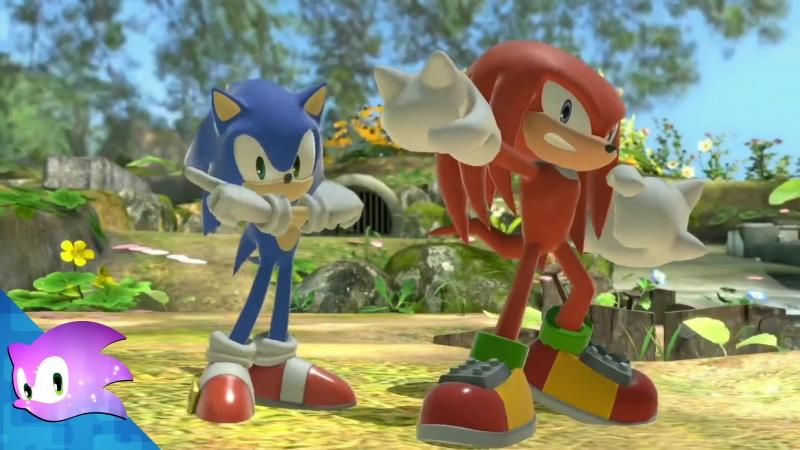 🌟 38: Sonic – Super Smash Bros. Ultimate