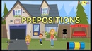 Prepositions of Place and Prepositions of Movement through Conversation