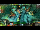 NaVi vs Alliance G1 League DOTA 2 game 3