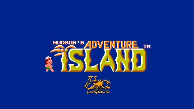 Adventure Island [Longplay] Platform NES AdventureIsland