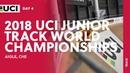 2018 UCI Junior Track World Championships Aigle CHE Day 4