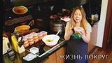 Анита Цой посвятила выходные домашним хлопатам