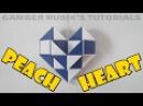 Rubik's Twist 24 - Peach Heart 1