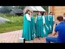 Замечательная песня о деревне в День моего Ангела Хранителя - Сергея Радонежского