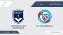 Girondins de Bordeaux 1:4 RC Strasbourg, 25 тур (Фр)