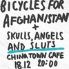 Bicycles For Afghanistan / 18.12 @ China Town