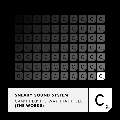 Sneaky Sound System альбом Can't Help The Way That I Feel (The Works)