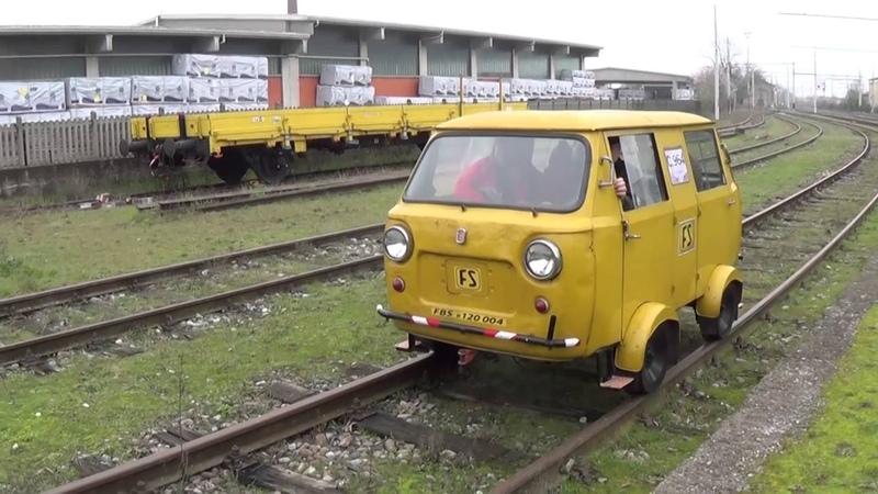 Ferrovie non dimenticate 2016 - Palazzolo Sull'Oglio - Part 1
