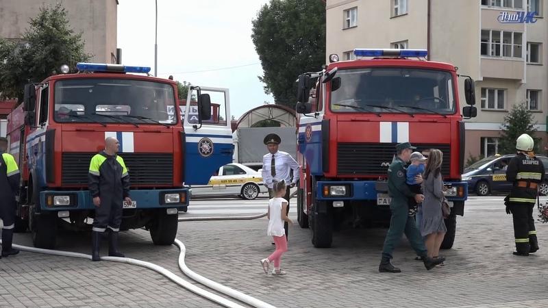 150 лет Волковысской пожарной службе