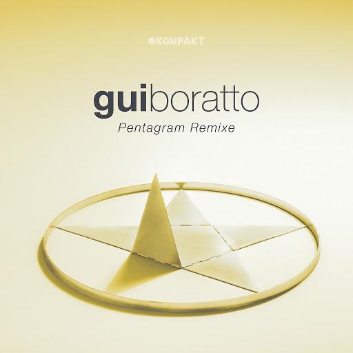 Gui Boratto альбом Pentagram Remixe