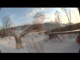 Skiboarding spring edit