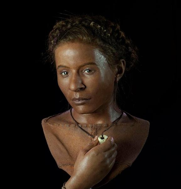 Лица людей, которые жили тысячи лет назад, воссозданные Археологом из Швеции. Сегодня при помощи компьютерного моделирования ученые могут без труда воссоздать облик людей, которые жили тысячи
