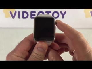 Smart Watch A1 - Умные часы А1 - обзор внешнего вида и функций. Аналог GT08, W8..mp4