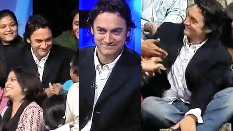 Aamir Khans TOUCHING INTERACTION With Fans