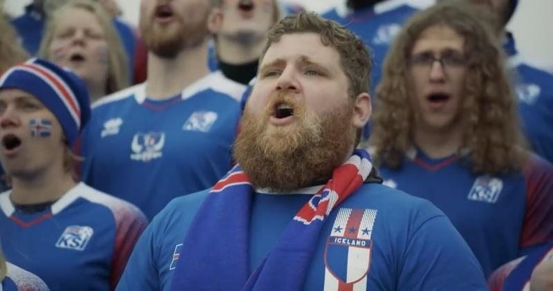"""Sports.ru on Instagram: """"Исландские болельщики еще перед чемпионатом мира спели «Калинку». Это супер!"""""""