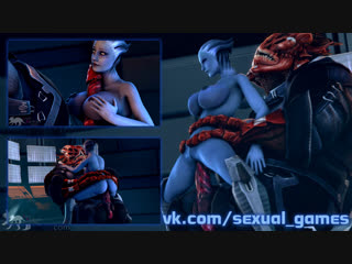 Bluestar ep3 (mass effect sex)