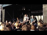 The Swellers - The Best I've Ever Had (live @ Groezrock 2012)