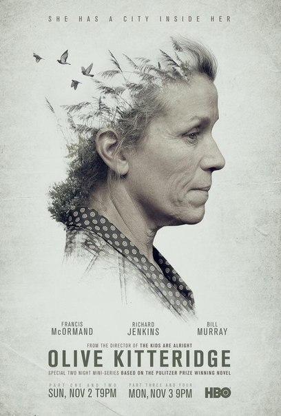 Что знает Оливия? 1 сезон 1-4 серия AMEDIA | Olive Kitteridge