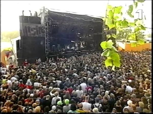 MONSTER MAGNET-Hultsfred,Sweden,1999.AMAZING ENERGY!!
