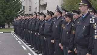 Лучших инспекторов милиции выбирают в Витебской области (11.10.2018)