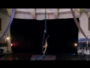 Петрова Марина 3 место aerial silk14-17 лет
