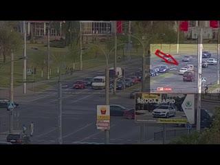 ДТП Московская - Пионерская Брест.
