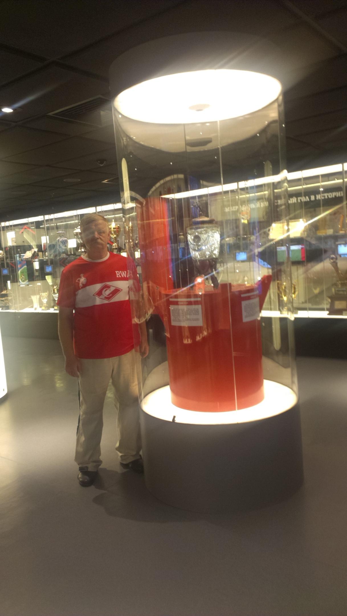 Petrovitch:  Отчет о поездке в Москву на матч «Спартак» – «Оренбург»