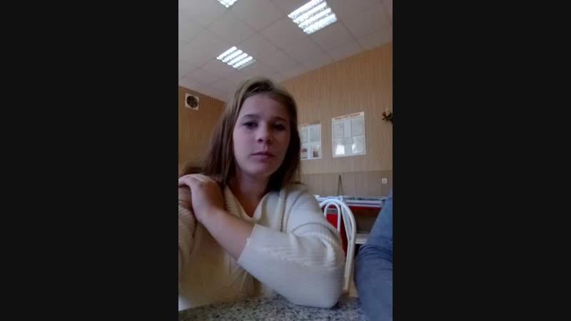 Юлиана Светушкина - Live
