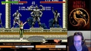 MK1, MK2, UMK3 Sega Genesis - Стрим