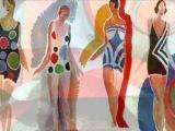 Elie Semoun, Carte Postale, Sonia et Robert Delaunay