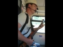 Guitar 🎸 🚂🚃🚃 from Syzran' to Samara Evening  Musiciant is singing actuality russian songs Music guitarplayer singer g