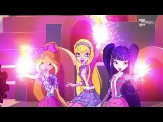 Winx Club season 6 episode 17 - The Curse Of Fearwood! Part 1! Italiano! ᴴᴰ
