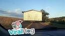 Большой дом, Малое шоссе || ViralHog