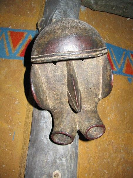 Африканский Darth Wader