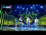 Vromance - Oh My Season @ Music Core 180414