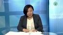 Беседы в студии Председатель профсоюза «Профалмаз» Мотрена Скрябина