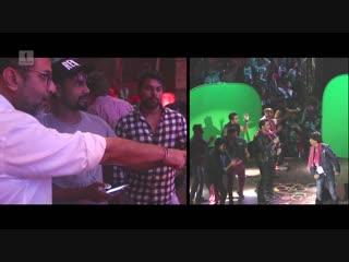 Zero ¦ The Making of Issaqbaazi ¦ Shah Rukh Khan ¦ Salman Khan ¦ Katrina Kaif ¦ Aanand L Rai