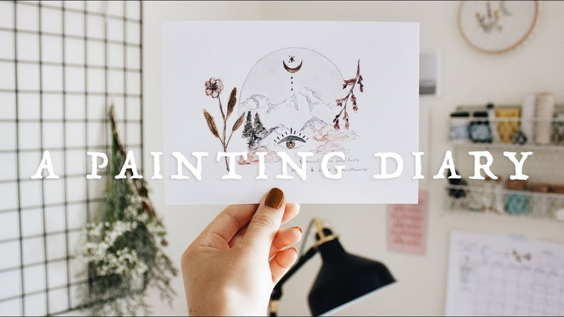 A painting diary