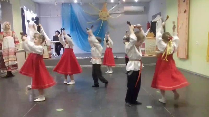 народный фольклор .ложки поварешки .праздник весны.детский сад.
