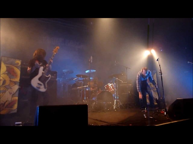GLOWSUN Arrow of Time (new song 2013) live @ Splendid Lille 130613 HQ
