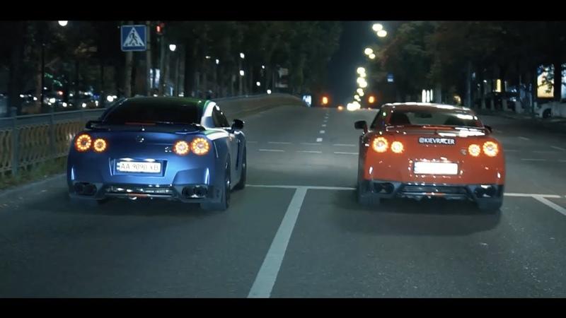 KIEVRACER промо видео GT R 700 GT R 900 911 Turbo
