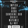 8 Февраля - Burning Series (Пятница) @ Клуб RNDM