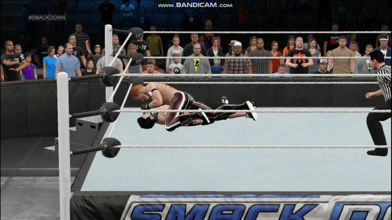 SmackDown-1 NAGIBATOR vs LANCE Часть 1