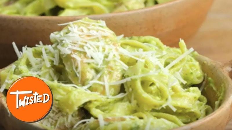 Easy To Make Avocado Pesto Pasta Recipe | One Pot Pasta Recipes | Twisted
