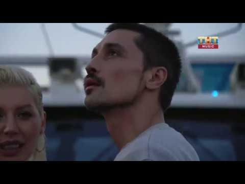 Дима Билан и Polina Фрагмент выпуска программы Ночной патруль на телеканале ТНТ MUSIC