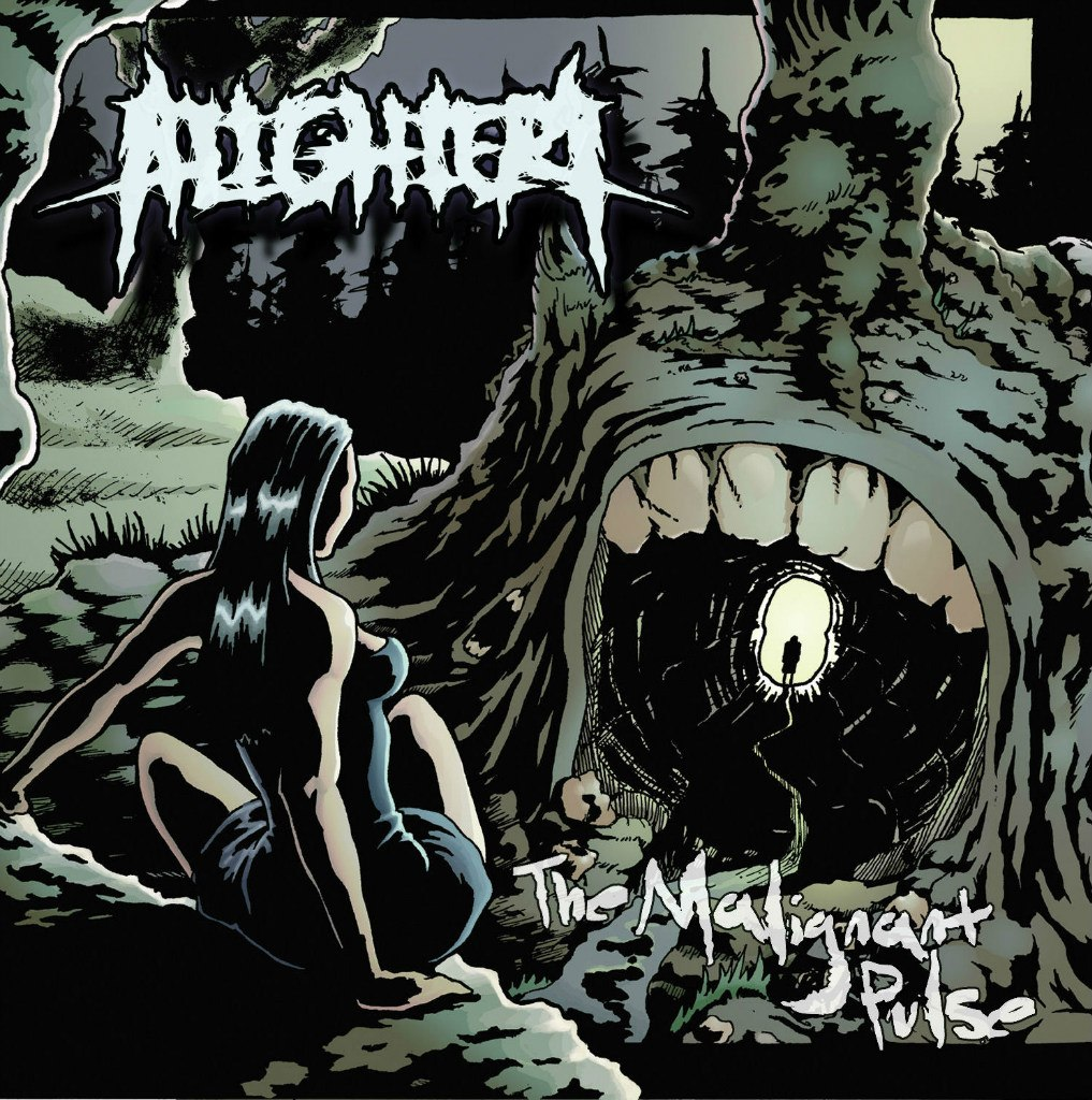 Alighieri - The Malignant Pulse [EP] (2012)