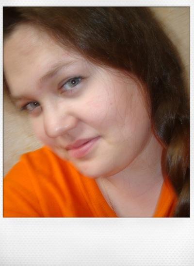 Анна Кудрявцева, 22 мая 1991, Иркутск, id117406260