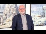 Приглашение на персональную юбилейную выставку Станислава Дымова